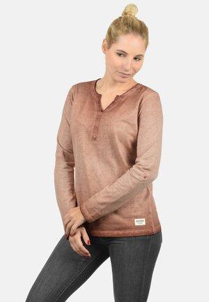 KARINA - Maglietta a manica lunga - rose dawn