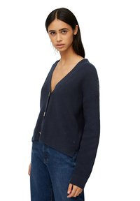 Marc O'Polo DENIM - Cardigan - scandinavian blue