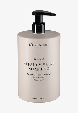 THE CURE - REPAIR & SHINE SHAMPOO - Shampoo - -