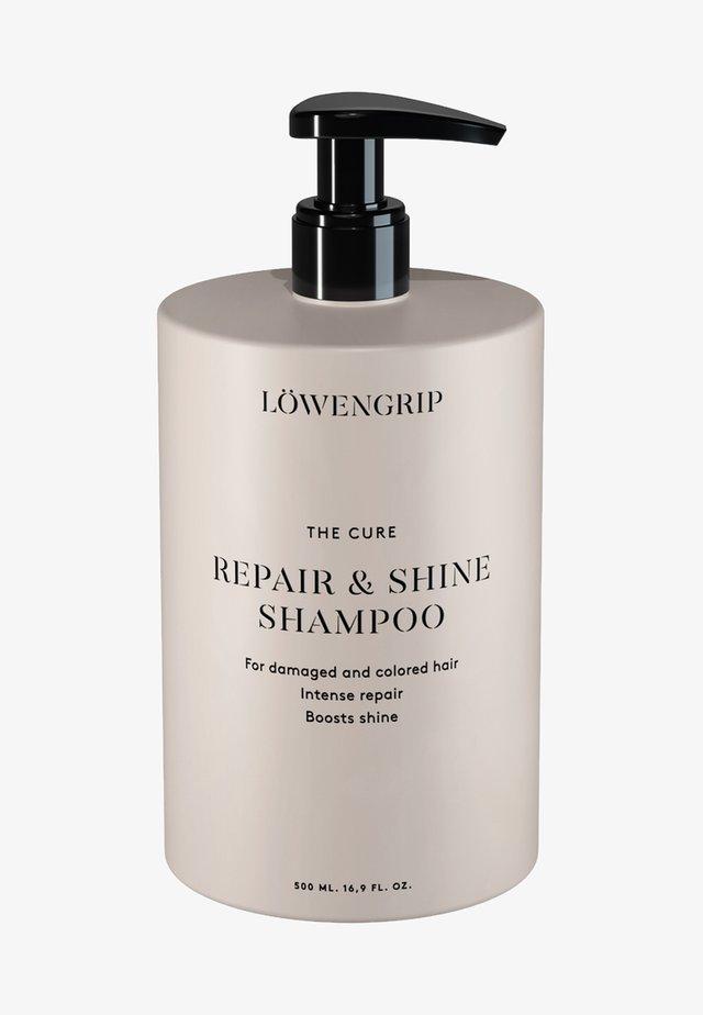 THE CURE - REPAIR & SHINE SHAMPOO - Shampoo - -