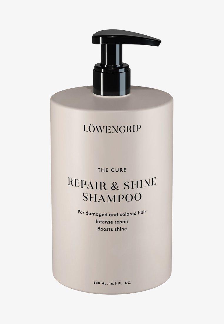 Löwengrip - THE CURE - REPAIR & SHINE SHAMPOO - Shampoo - -