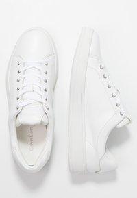 Calvin Klein - SOLANGE - Sneakers - white - 3