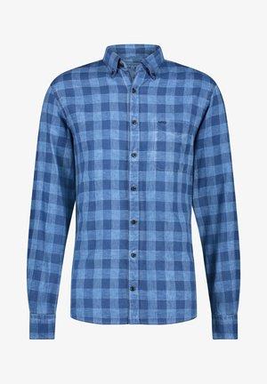 Shirt - blue indigo