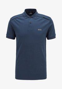 BOSS - PAULE TR - Polo shirt - dark blue - 4