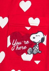 Women Secret - HEARTS  - Noční košile - red - 2