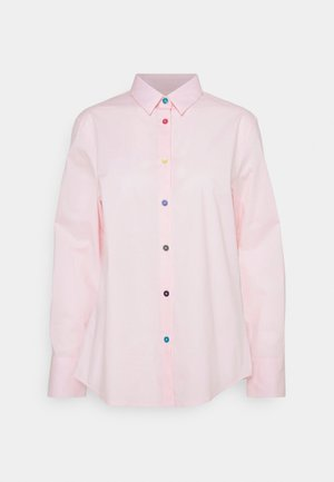 SHIRT - Button-down blouse - rosa