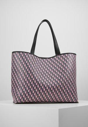 BESRA LOTTA BAG - Torba na zakupy - pink