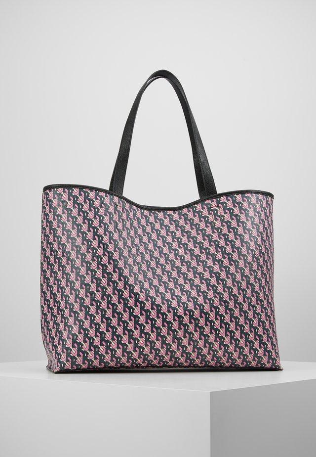 BESRA LOTTA BAG - Shopping bags - pink