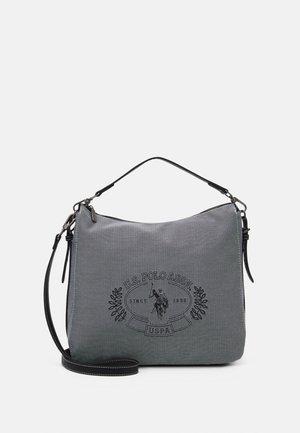 VICTORIA HOBO - Across body bag - black