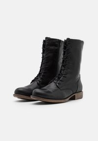 Anna Field - LEATHER - Lace-up boots - black - 2