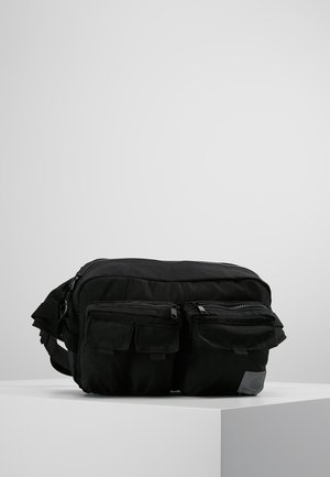 ELMWOOD HIP BAG UNISEX - Bum bag - black