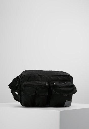 ELMWOOD HIP BAG UNISEX - Bum bag - black
