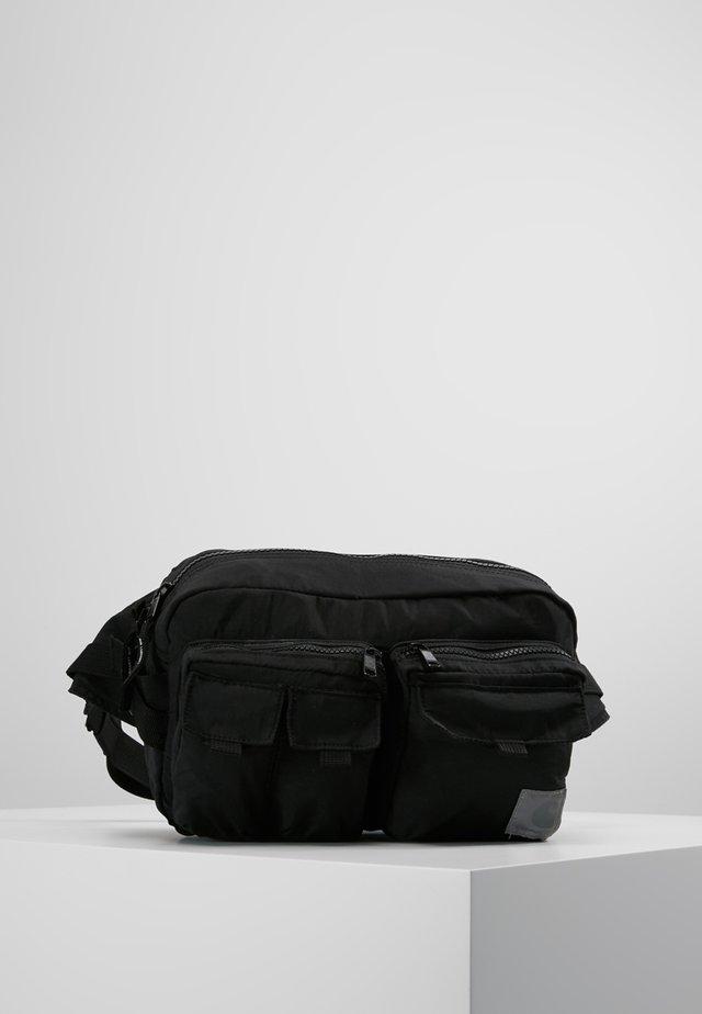 ELMWOOD HIP BAG UNISEX - Ledvinka - black