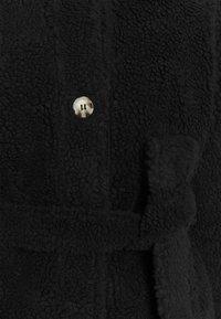 JDY - JDYSTELLA BELT JACKET - Klasický kabát - black - 7