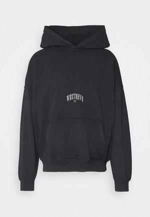 HOODIE EDEN UNISEX - Sweatshirt - black