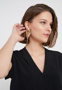 Bruuns Bazaar - LILLI KENRY DRESS - Vestido informal - black - 4