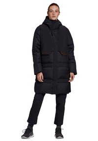 adidas Performance - MYSHELTER URBAN COLD.RDY OUTDOOR DOWN JACKET - Down coat - schwarz - 1