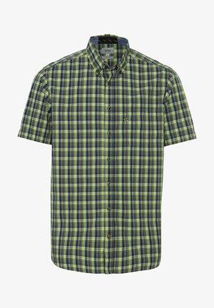 Shirt - leaf green