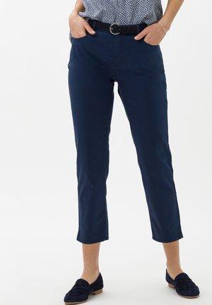 STYLE MARY S - Pantalon classique - blue