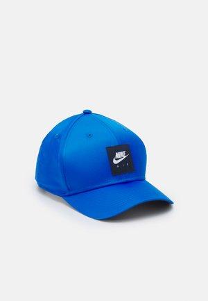 AIR UNISEX - Cap - signal blue/obsidian