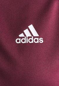 adidas Performance - TEAMSPORT - Tracksuit - victory crimson/bold blue - 5
