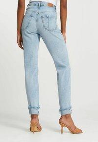 River Island - SCULPT - Slim fit jeans - blue - 2