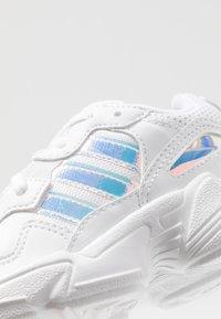adidas Originals - YUNG-96  - Trainers - footwear white/core black - 2