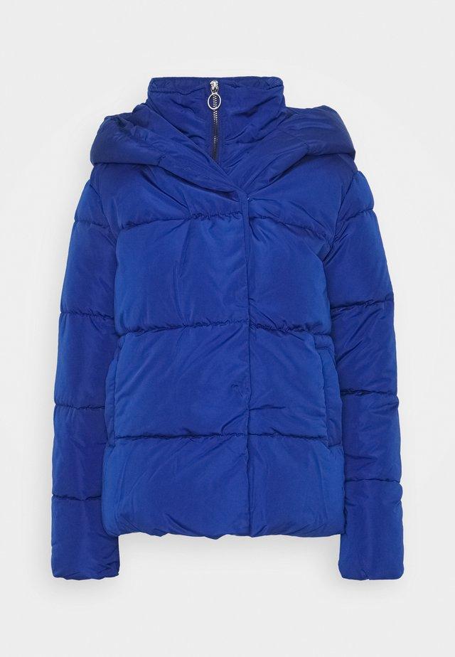 ONLSARA SHORT PUFFER JACKET - Winter jacket - sodalite blue