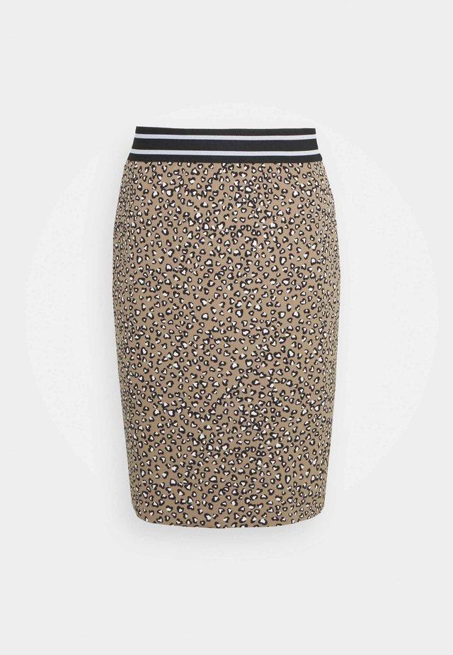Falda de tubo - classic sand