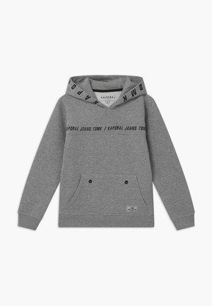 OSLO - Mikina skapucí - grey