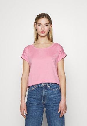 VIDREAMERS PURE  - Basic T-shirt - wild rose