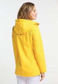 Schmuddelwedda - Outdoorová bunda - yellow - 2