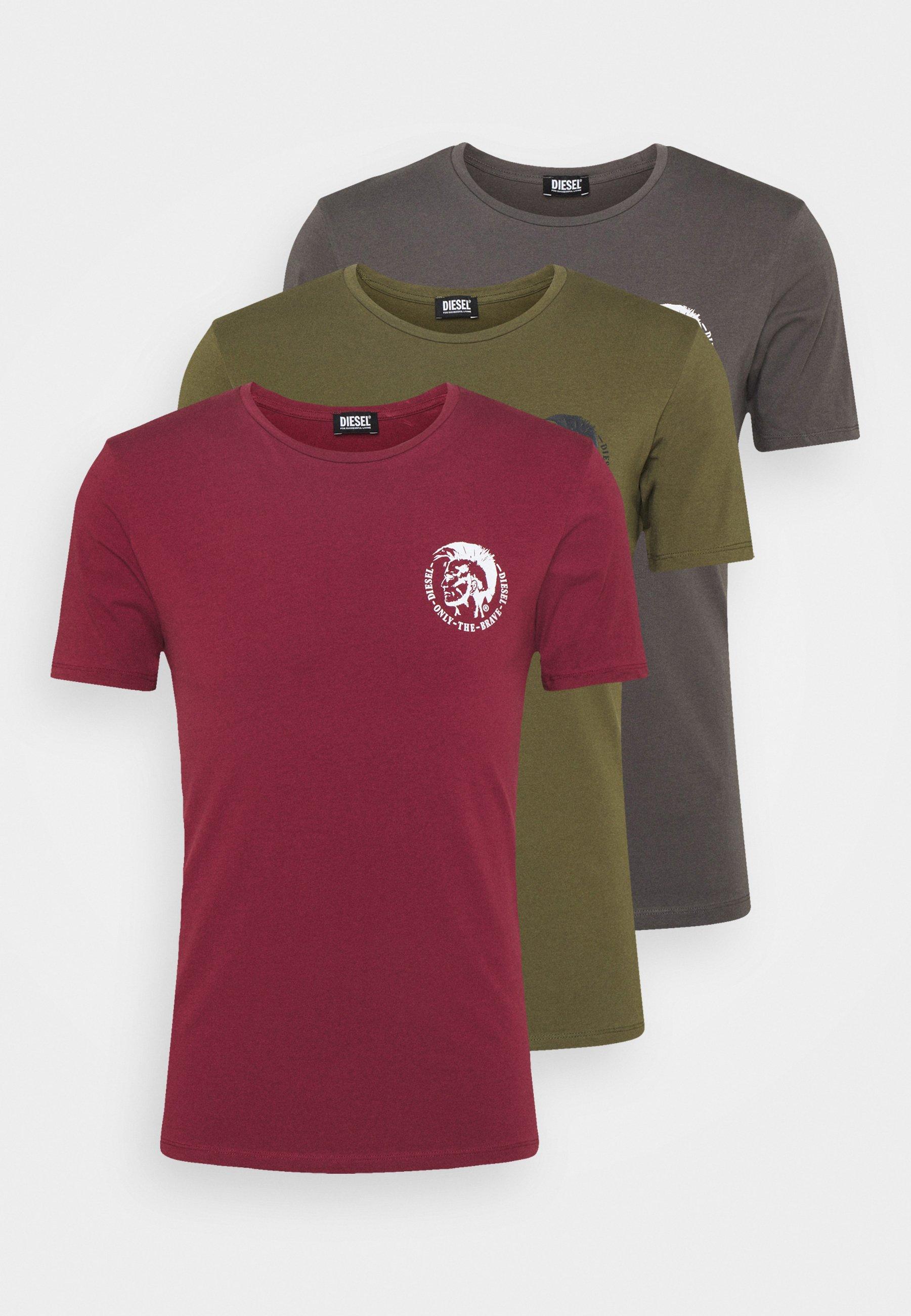 Homme UMTEE RANDAL 3 PACK - T-shirt basique