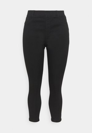 AMBER - Jeggings - black