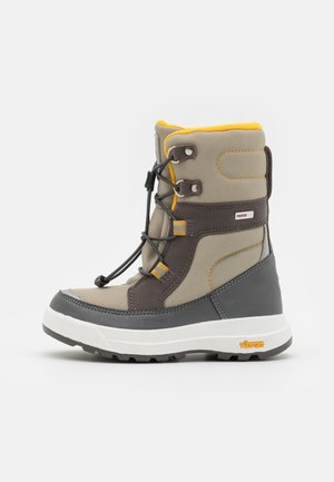 REIMATEC LAPLANDER UNISEX - Winter boots - stone