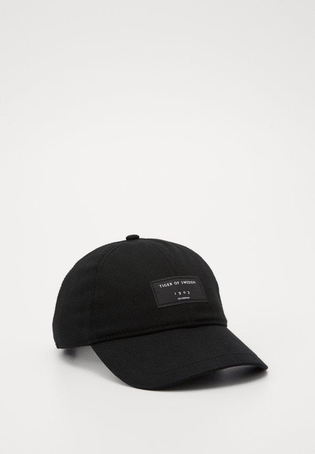 HENT - Casquette - black