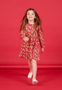 Du Pareil au Même - Day dress - red - 0