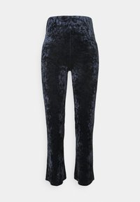 Soaked in Luxury - EMI GENEVIEVE PANTS - Trousers - night sky - 0
