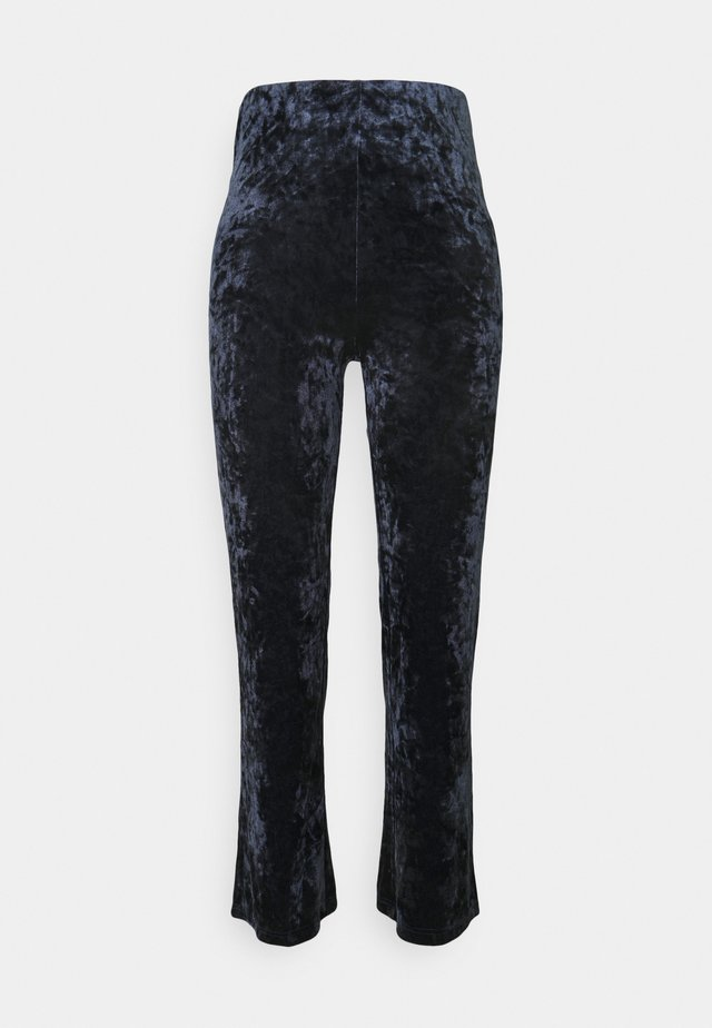 EMI GENEVIEVE PANTS - Kangashousut - night sky