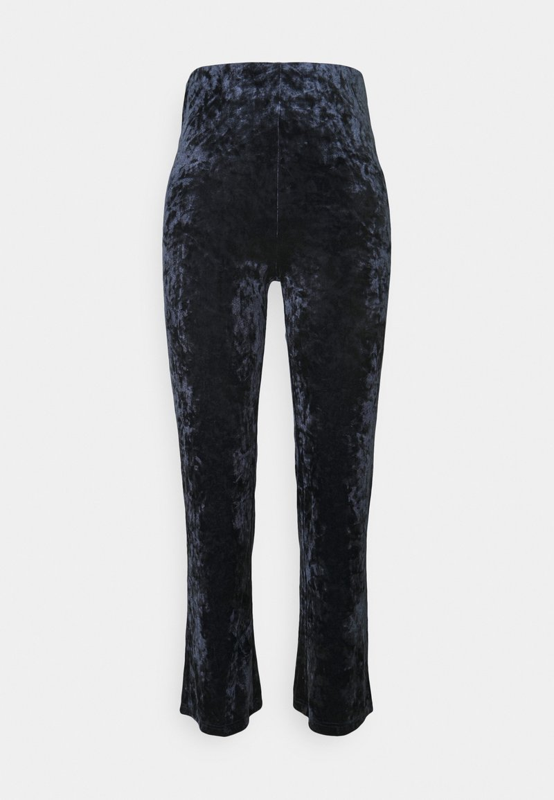 Soaked in Luxury - EMI GENEVIEVE PANTS - Trousers - night sky