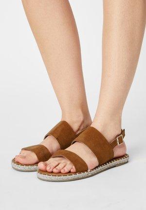 MARGOT - Sandals - tan