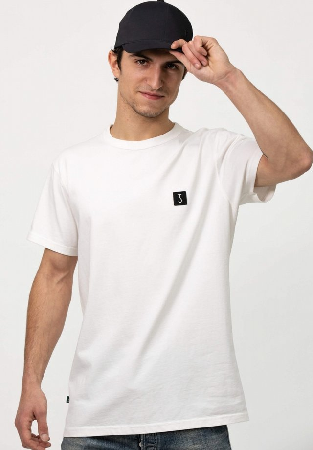T-shirt basic - off white