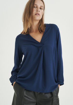 Long sleeved top - midnight magic