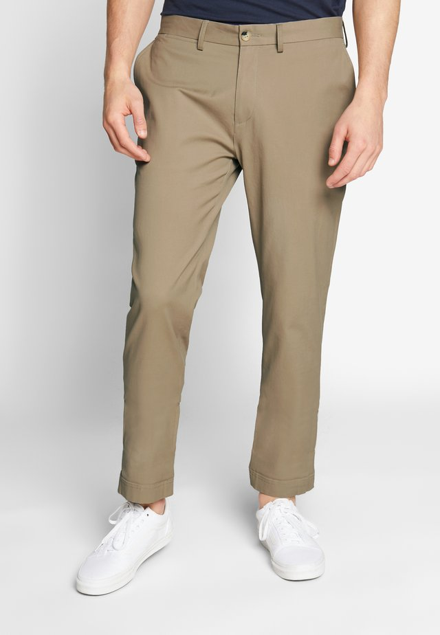 SIGNATURE SLIM  - Chinos - stone
