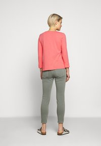 J.CREW - PAINTER - Long sleeved top - bright pink - 2