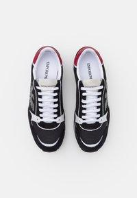 Emporio Armani - Sneaker low - black - 3