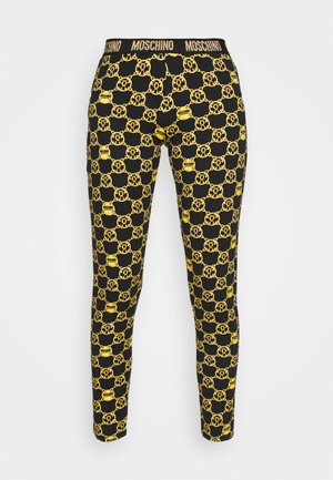 Leggings - Trousers - gold fantasy