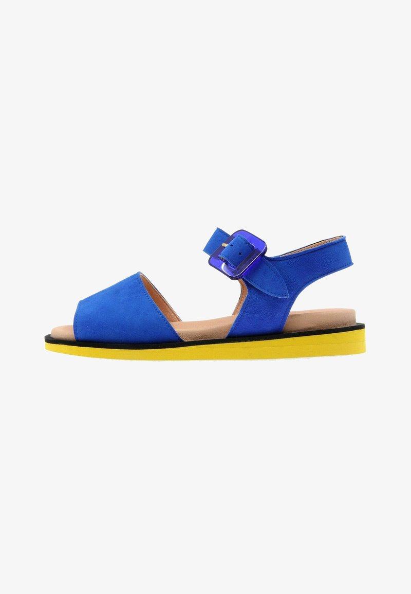 CLARYS - Sandals - azul