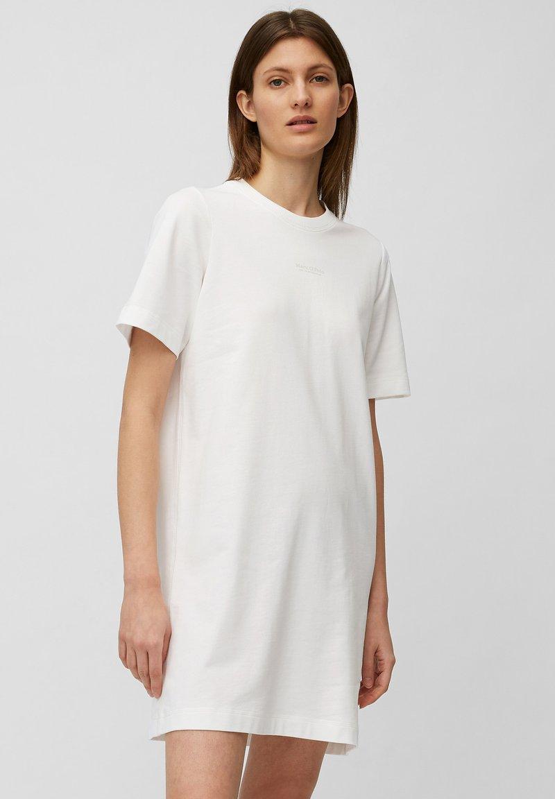 Marc O'Polo - Day dress - white linen