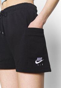 Nike Sportswear - AIR - Shorts - black - 3